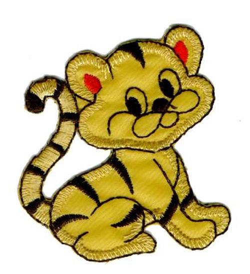Tiger 5,5 x 6 cm AA470-43