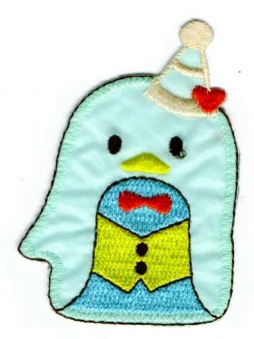 Pinguin 5,5 x 7,5 cm AA470-59