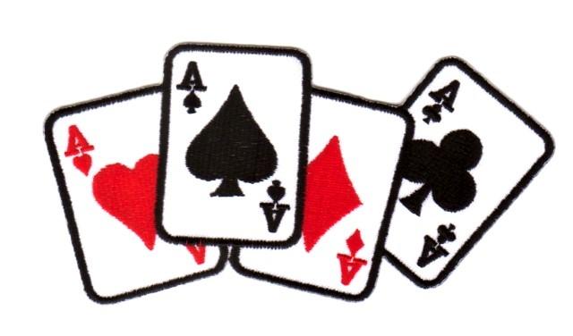 4 asse poker