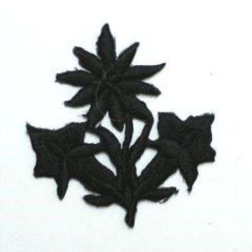 1 Stück Edelweiss-Applikationen Wiesn AA341-10