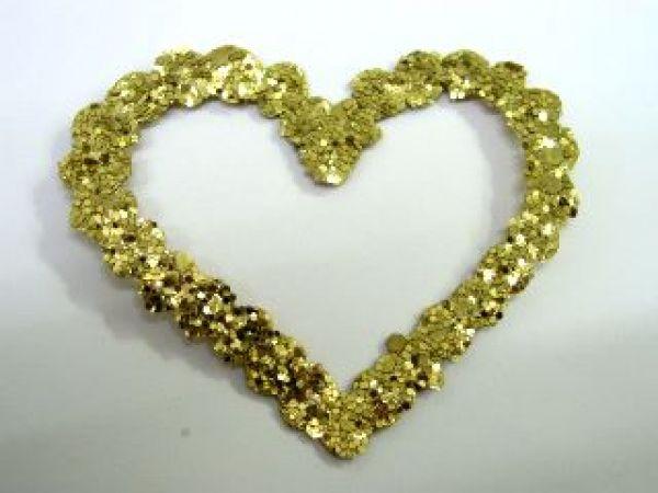 Herzen AF215-6 Farbe: Gold