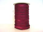 64m Paspelband 10mm breit Farbe: Bordeaux