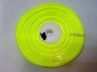 12 Rollen Satinband 13mm breit AA140-16 Farbe: Gelb-Grün