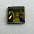 1000 Polyacrylsteine Viereck 6x6mm AA357-8 Farbe: Green