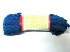 B-Ware!! 20m Zick-Zack-Borte Zackenlitze 4mm breit Farbe: Blau