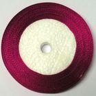 22,75m Satinband 9mm breit Farbe: Fuchsia