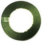 22,75m Satinband 9mm breit Farbe: Zedergrün hell