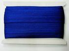 32m Satinschrägband 15mm breit 3-fach gefalzt Farbe: Royalblau
