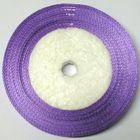 22,75m Satinband 25mm breit Farbe: Flieder
