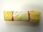 B-Ware!! 20m Zick-Zack-Borte Zackenlitze 5mm breit Farbe: helles Gelb