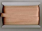 32m Satinschrägband 15mm breit 3-fach gefalzt Farbe: Copper