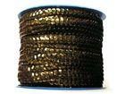 72m Paillettenband Cup 6mm breit Farbe: Zedergrün