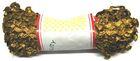 6 Päckchen Zick-Zack-Borte Zackenlitze 5mm breit Farbe: Lurex-Gold