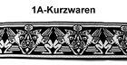 10m Mittelalter Borte Webband 36mm Farbe: Lurex-Silber