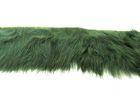 4,5m Pelzborte 5-6cm breit Farbe: Tannengrün CTZ0532-20