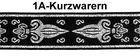 10m Mittelalter Lilien Borte Webband 33mm breit