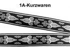 10m Mittelalter Borte Webband 33mm breit