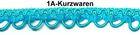 22,75m Corsageborte 12mm breit Farbe: Türkis