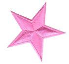 Nautik Star Stern Pink Durchmesser 8,7cm