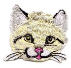 Applikation Patch Tiere Sticker Katze 5x5cm