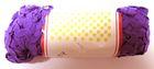 B-Ware!! 20m Zick-Zack-Borte Zackenlitze 5mm breit Farbe: Lila