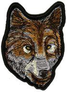 Applikation Biker Tribal Wolf 5,5 x 8 cm AF300-14