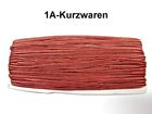 32m Litze 2mm breit Farbe: Kupfer AA520-038