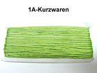 32m Litze 2mm breit Farbe: Neongrün AA520-103