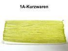32m Litze 2mm breit Farbe: Maigrün AA520-104