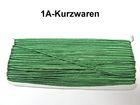32m Litze 2mm breit Farbe: Wiesengrün AA520-116