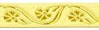10m Mittelalter Borte Webband 50mm breit Farbe: Beige