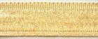 1m Fransen-Borte 32mm breit Si71-1, AA178-14 Farbe: Beige