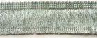 1m Fransen-Borte 32mm breit Si71-2, AA178-15 Farbe: Grau