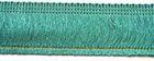 1m Fransen-Borte 32mm breit Si71-4, AA178-17 Farbe: Blau-Grün