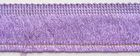 1m Fransen-Borte 32mm breit Si71-5, AA178-18 Farbe: Violett