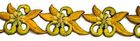 0,65m Applikationsborte Thai1-4 Farbe: Gelb