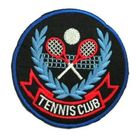 Applikation Tenni-Club AA361-1 Farbe: Schwarz