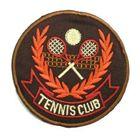 Applikation Tenni-Club AA361-3 Farbe: Braun