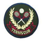 Applikation Tenni-Club AA361-4 Farbe: Grün