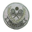 Applikation Tenni-Club AA361-5 Farbe: Grau