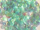 100 Gramm Pailletten 5mm Farbe: Filosa