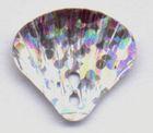 50 Stück Muscheln klein 50112 Farbe: Silber