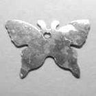 Paillettenschmetterlinge 17x13mm PB-Schmett 50112 Farbe: silber