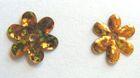 Paillettenblüten Durchmesser 15mm Rund A50106