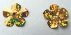 Paillettenblüten Durchmesser 15mm Rund A45
