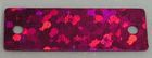 Rechteck 19x9mm Farbe: Fuchsia AF109-4