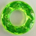 Ringe Durchmesser 16mm AM21-3 Farbe: Hellgrün