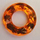 Ringe Durchmesser 16mm AM21-4 Farbe: Orange