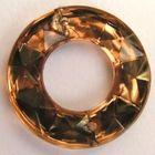 Ringe Durchmesser 16mm AM21-9 Farbe: Braun