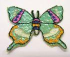 1 Stück Applikation Patch Schmetterlinge AF76-4